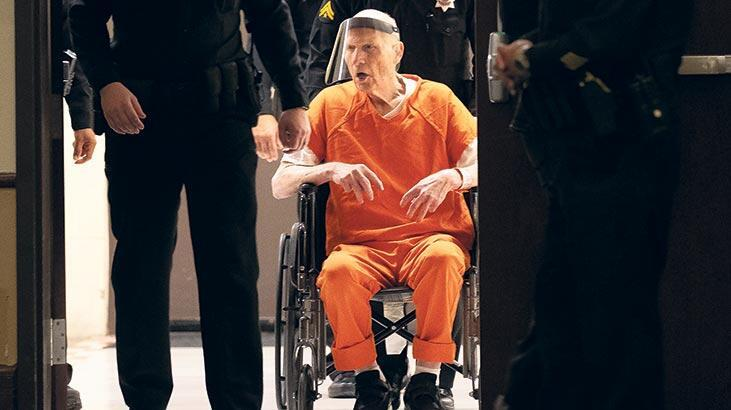 Altın eyalet katili:40 yıl sonra ömür boyu hapis