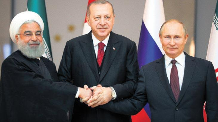 Üçlü Suriye Zirvesi bugün yapılacak