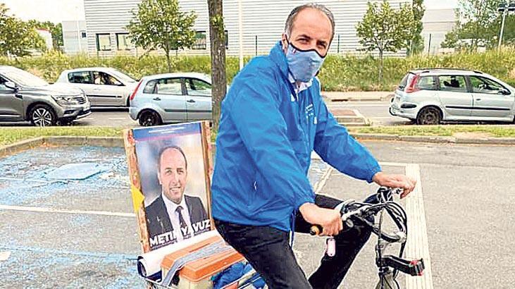 Fransa'da Komünist  Parti'nin 100 yıllık saltanatını yıkan Türk başkan: Valenton'a vefa borcumu ödüyorum
