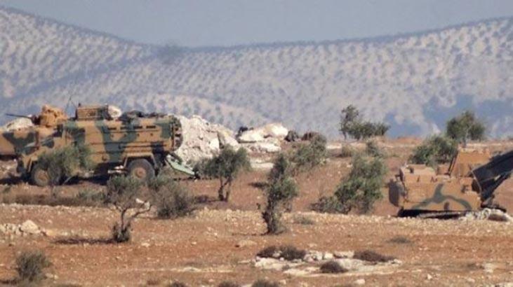 Suriye rejiminden tahrik bombası:TSK'nın gözlem noktasına saldırı