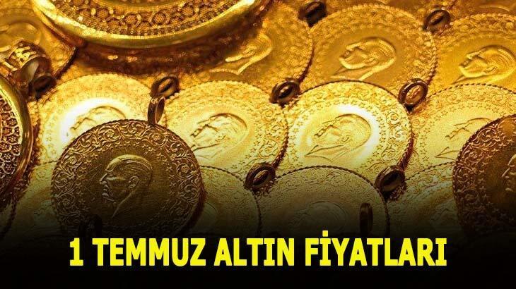 Güncel altın fiyatları 2 Temmuz 2020: Gram, çeyrek, yarım ve tam altın fiyatında son durum nedir?