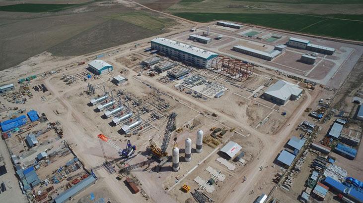 Türkiye'nin günlük doğal gaz üretiminin yüzde 30'unu karşılayacak