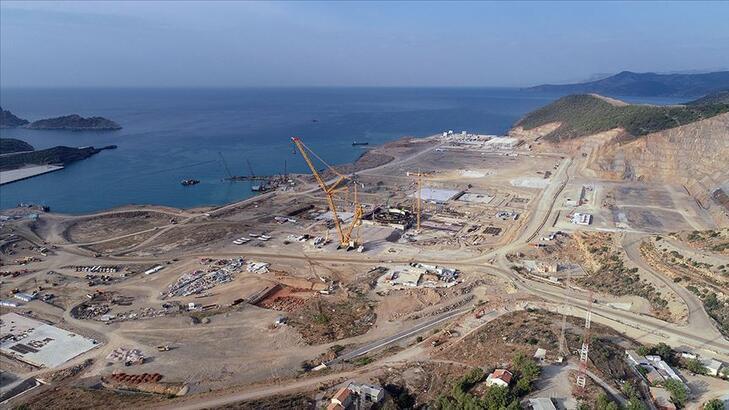 Türkiye'nin ilk nükleer güç santralinde 2023 mesaisi
