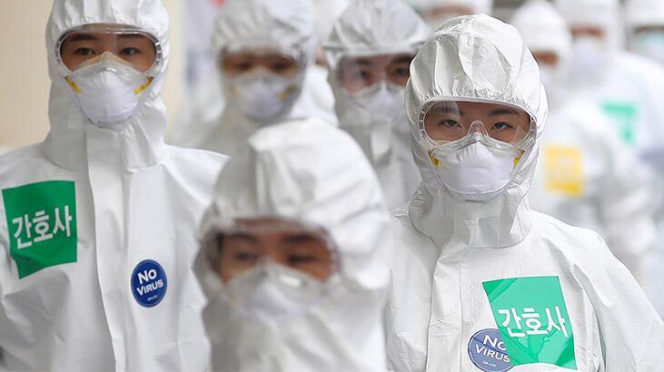 Çin'de 3, Güney Kore'de 51 yeni corona virüs vakası!