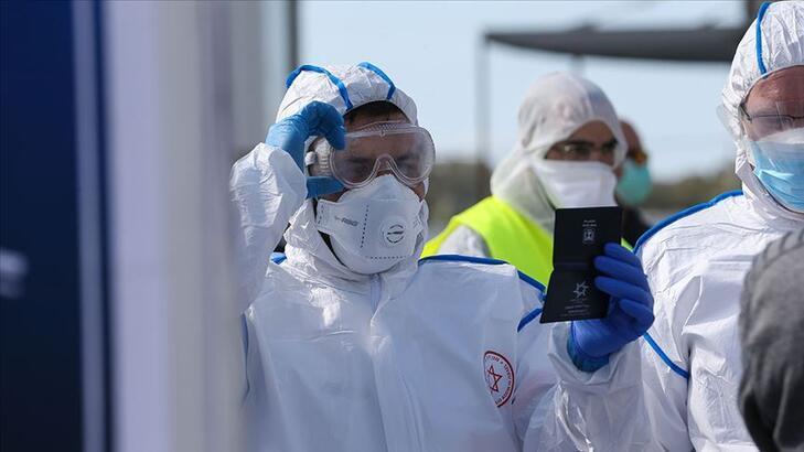 İsrail'de corona virüs salgınında en yüksek günlük vaka sayısı kaydedildi