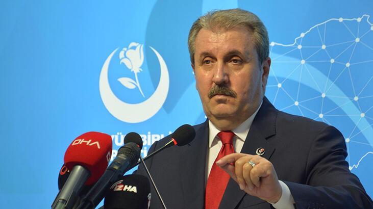Mustafa Destici: Baro düzenlemesi taleplerimizi karşılıyor