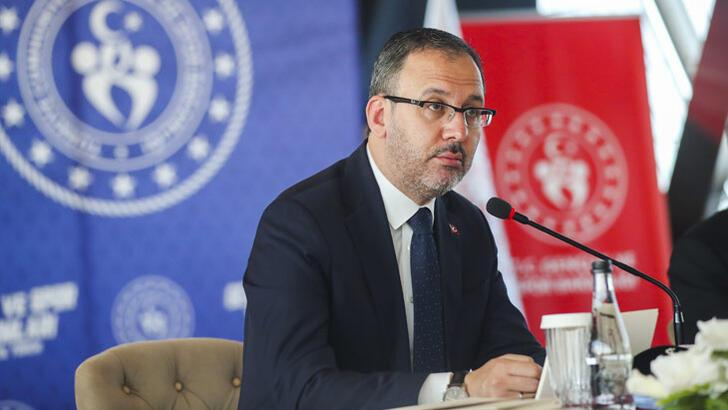 Gençlik ve Spor Bakanlığı'ndan 35 milyon lira proje desteği