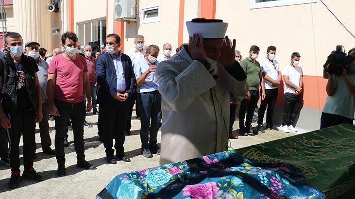 İkra Nur Tirsi'nin cenazesi toprağa verildi