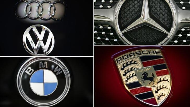 Son dakika... Rekabet Kurulu'ndan Audi, Porsche, Volkswagen, Mercedes-Benz ve BMW'ye soruşturma!