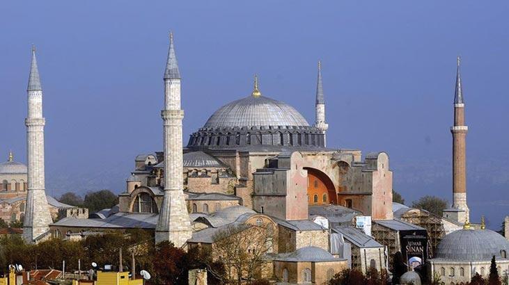 Son dakika... ABD'nin tepki çeken 'Ayasofya' çağrısına Türkiye'den sert yanıt!