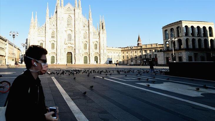 İtalya'da corona virüs'ten ölenlerin sayısı 34 bin 788'e yükseldi