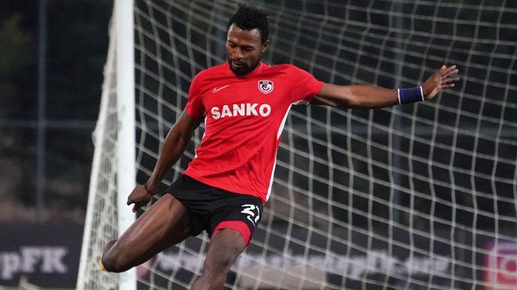 Son dakika haberler - Gaziantep FK: Twumasi izinsiz olarak kulüpten ayrıldı