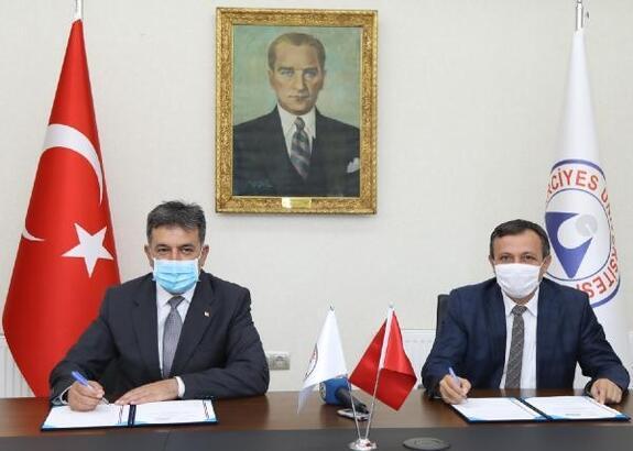 ERÜ ile Gençlik ve Spor İl Müdürlüğü arasında işbirliği protokolü