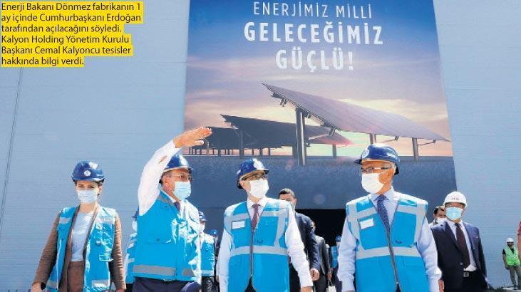 'Türkiye'nin güneşi daha çok parlayacak'