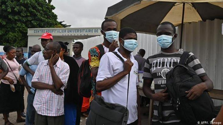 Afrika'da corona virüs vaka sayısı 421 bin 307'ye yükseldi