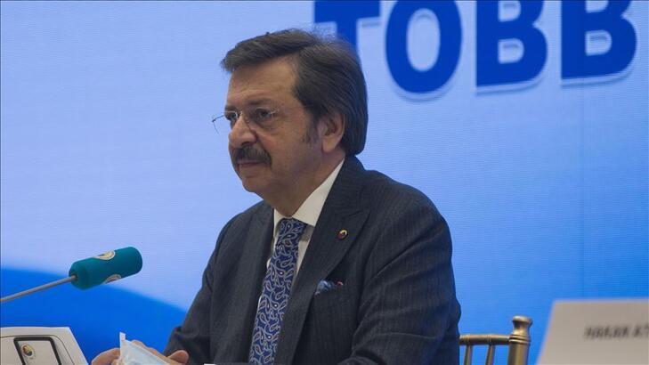 TOBB, salgın sonrası dönem için uluslararası istişare toplantısı düzenledi