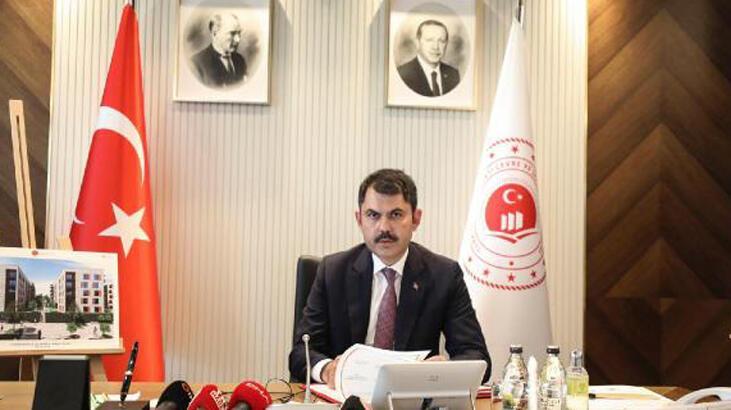 Türkiye, Arnavutluk'a 522 konut inşa edecek