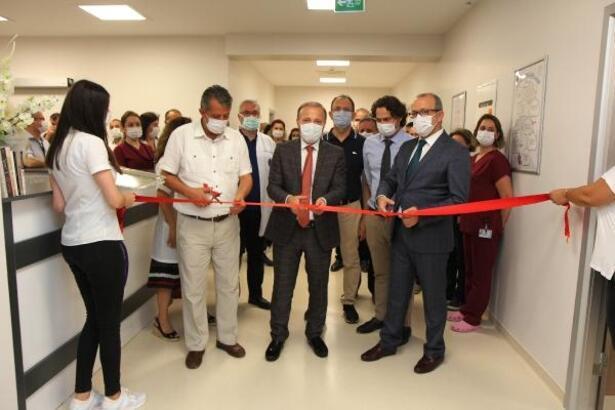 AÜ Hastanesi'ne yeni doğumhane