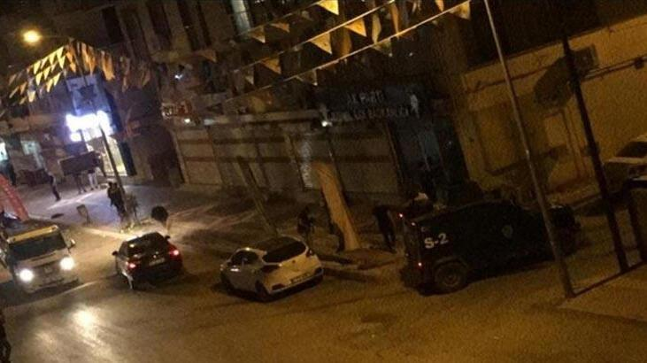 Bismil AK Parti İlçe Başkanlığına saldırıyla ilgili flaş gelişme