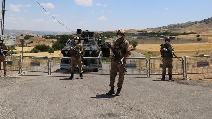 Son dakika... Tunceli'de 2 köy karantinaya alındı! Giriş ve çıkışlar kapatıldı