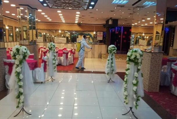 Mamak'ta düğün salonları yeni döneme hazır