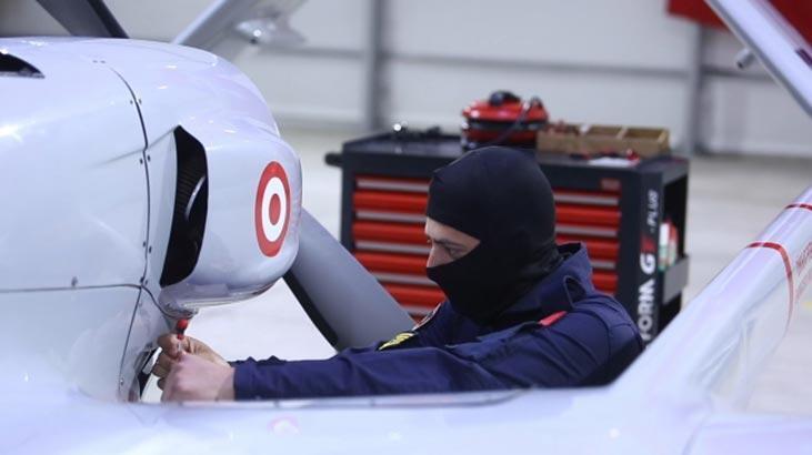 Aralıksız uçuş, amansız takip! İşte yerli ve milli SİHA'ların  pilotları