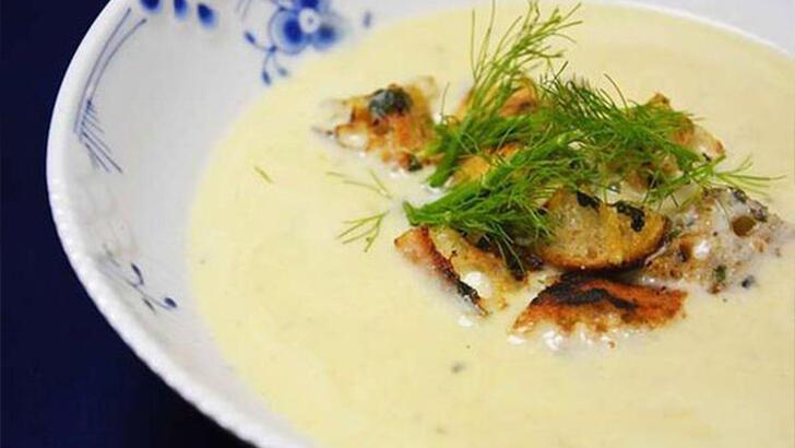 Közlenmiş patlıcan çorbası tarifi - Közlenmiş patlıcan çorbası nasıl yapılır?