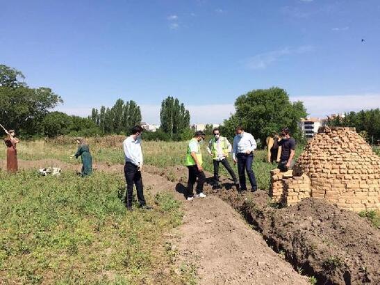 Kırklareli'nin Aşağıpınar bölgesi arkeoloji turizmine hazırlanıyor