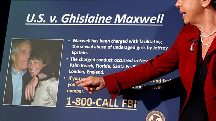 Son dakika... Jeffrey Epstein'in kız arkadaşı Ghislaine Maxwell tutuklandı!