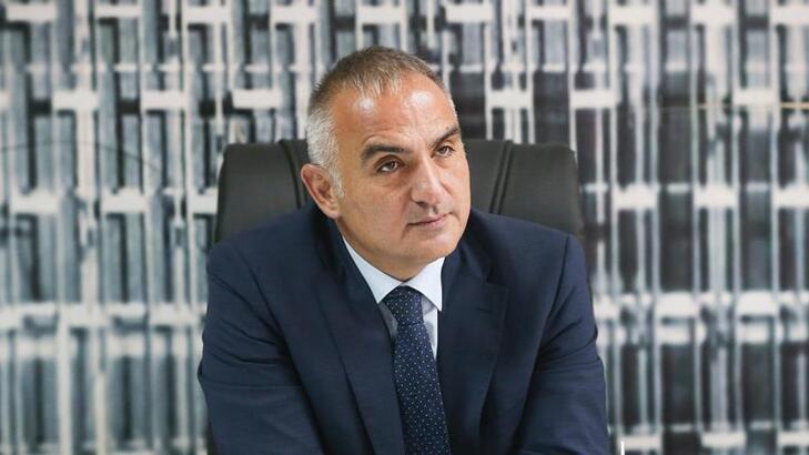 Bakan Ersoy: Türkiye turizmde birçok Avrupa ülkesinden daha hazırlıklı