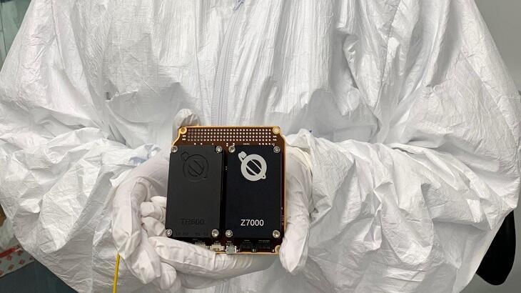 Airbus Faraday-1 uydusu üzerinde ilk defa yeni geliştirilen (girişimci) yükü kullanacak