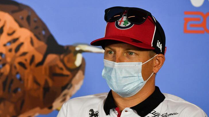 Formula 1'de en yaşlı pilot Raikkonen