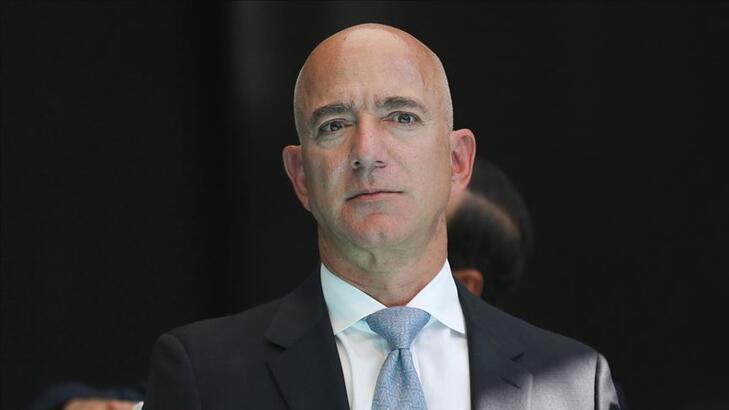 Bezos'un serveti rekor kırdı