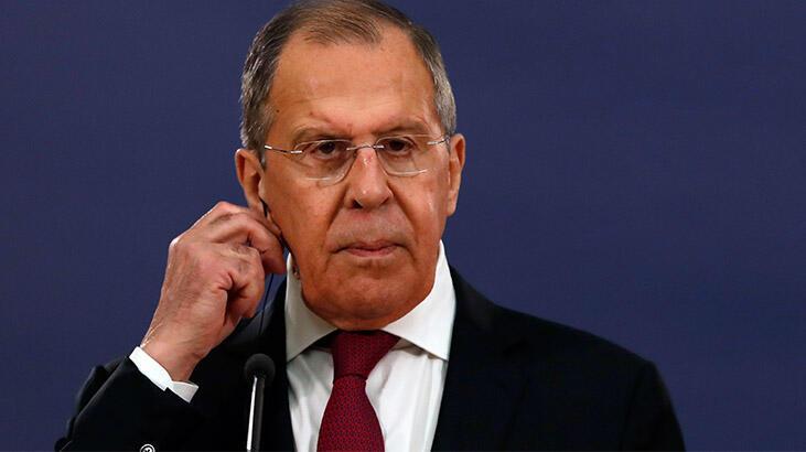 Son dakika... Lavrov: Rusya, Libya'daki büyükelçiliğinin yeniden çalışmaya başlamasına karar verdi