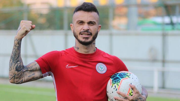Boldrin: Konyaspor maçı final niteliğinde