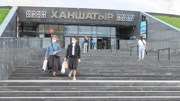 Kazakistan'da futbola ikinci koronavirüs arası