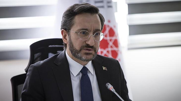 İletişim Başkanı Altun'dan patlama açıklaması