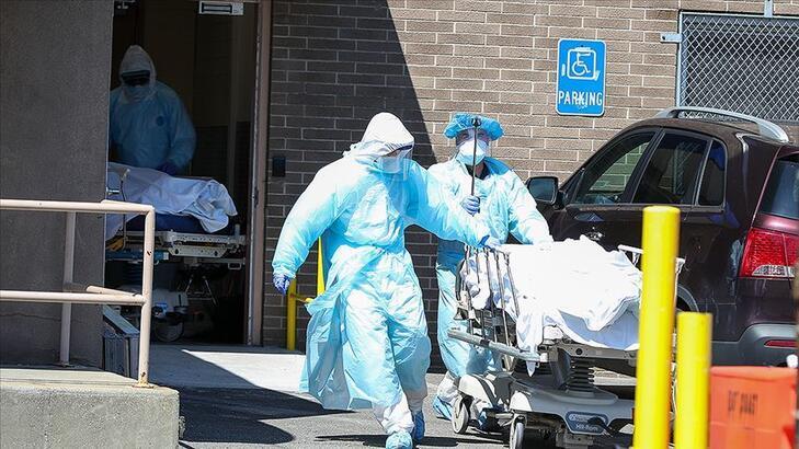 ABD'de koronavirüsten ölenlerin sayısı 131 bin 503'e ulaştı