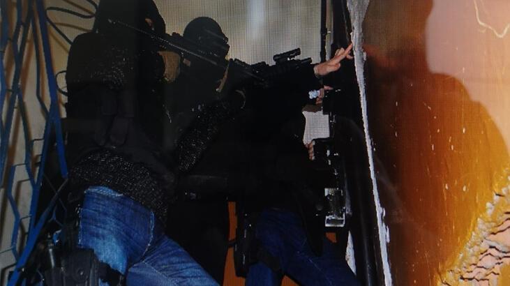 İstanbul'da terör örgütü DEAŞ'a yönelik operasyonda 17 kişi yakalandı