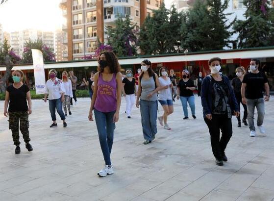 Mezitli'de yaz kursları başladı