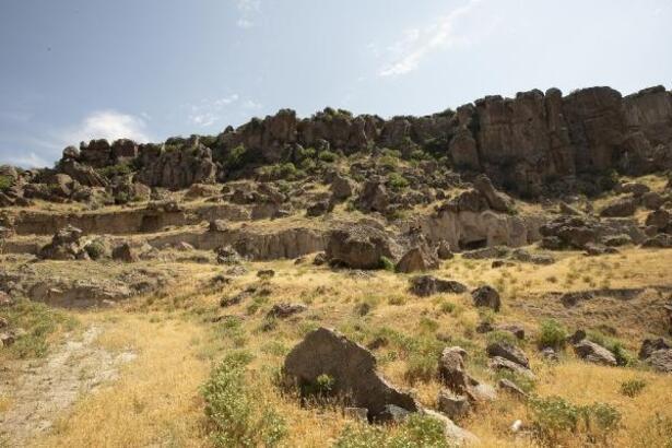 Kayseri'nin yeraltı envanterleri çıkarılmaya devam ediyor
