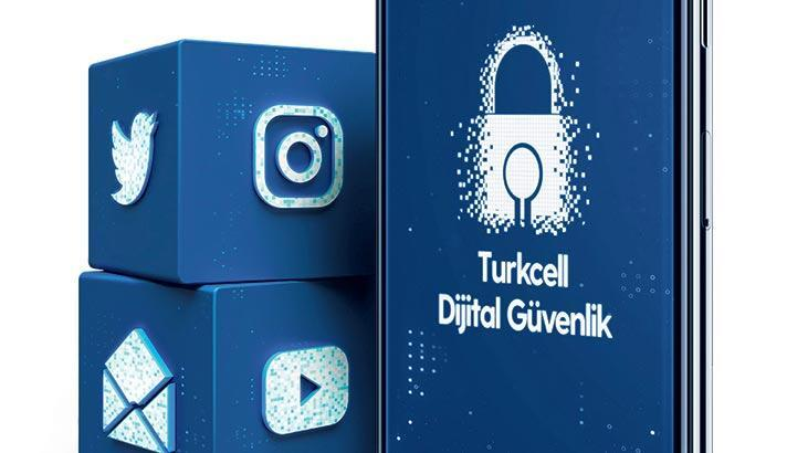 Şifrelere dijital  güvenlikle koruma