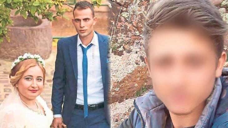 16 yaşında katil oldu! Ormanda yakalandı