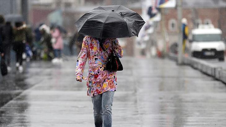Marmara'da haziran yağışlarında büyük artış