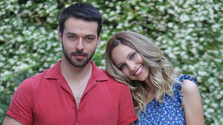 ATV'nin yeni dizisi 'Maria ile Mustafa'nın çekimleri başladı
