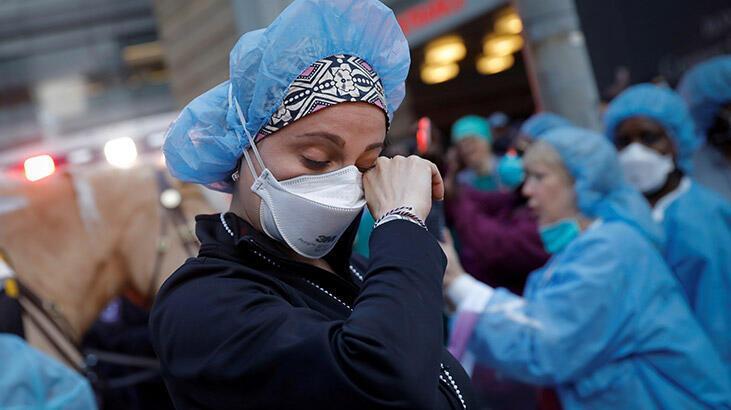 ABD'de koronavirüs nedeniyle ölü sayısı 132 bini geçti