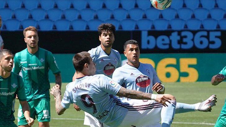 Celta Vigo - Real Betis: 1-1