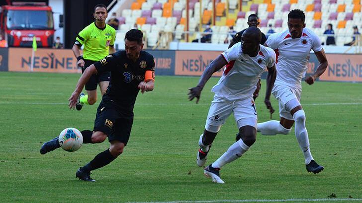 Yeni Malatyaspor - Gençlerbirliği: 0-0
