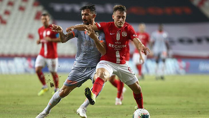 Antalyaspor - Başakşehir: 0-2