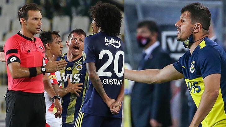 Fenerbahçe'de dikkat çeken görüntü! Emre Belözoğlu...